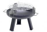 Grill do steków  do paleniska ogniska ogrodowego do średnicy 550mm