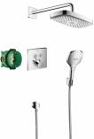 HANSGROHE Raindance Select E Podtynkowy zestaw prysznicowy Raindance Select E/ ShowerSelect E