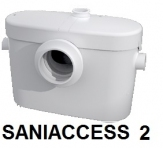 SFA ROZDRABNIACZ DO WC + UMYWALKI SANIACCESS 2