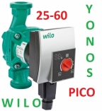 WILO YONOS PICO 25-60  pompa do instalacji C.O energooszczędna 25/1-6