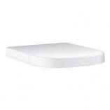GROHE Euro Ceramic Deska sedesowa, krótka,  z funkcją szybkiego wypinania