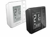 SALUS VS20BRF Cyfrowy regulator temperatury, bezprzewodowy, 4 w 1 CZARNY