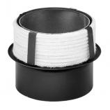 SPIROFLEX przyłącze kominowe komina ceramicznego 200 na rure stalową 180