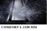 KESSEL Prysznicowe odpływy liniowe Linearis Comfort L-1150 mm