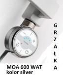 TERMA TECHNOLOGIE grzałka elektryczna MOA 600W silver