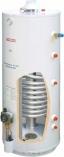 Termica gazowy podgrzewacz wody stojący z wężownicą ze stali nierdzewnej PSW150