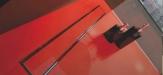 WINKIEL DESIGN odwodnienie liniowe EKOLINE 1000 mm z rusztem CONTI do wklejenia płytki