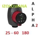 GRUNDFOS ALPHA2 25-60 Pompa do C.O ENERGOOSZCZĘDNA