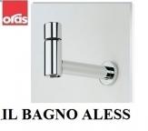 IL BAGNO ALESSI One by Oras (8510) Bateria umywalkowa ścienna