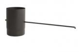 WADEX rura spalinowa fi 150 l-250 z szybrem