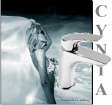 DEANTE CYNIA bateria umywalkowa stojąca z kor/aut CHROM