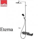 Oras Eterna (6392U-15) Termostatyczna bateria natryskowa z uchwytem regulacji temperatury