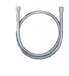 KLUDI wąż natryskowy SUPARAFLEX SILVER osłona z tworzywa sztucznego z efektem metalicznym 1600 MM