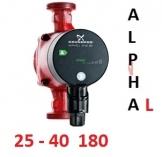 GRUNDFOS ALPHA2 L 25-40 Pompa do C.O ENERGOOSZCZĘDNA