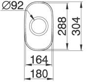 PYRAMIS Komora IRIS (16,5x29x12)