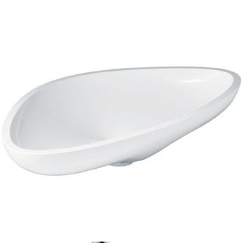 Axor Massaud Miska umywalkowa duża BIAŁA