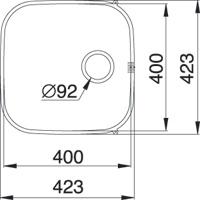 PYRAMIS Komora IRIS (40x40x20) Len
