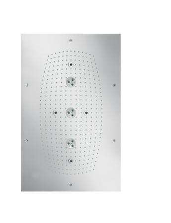 Raindance Rainmaker 680 mm x 460 mm DN15, bez oświetlenia chrom