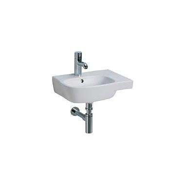 KOŁO Umywalka asymetryczna STYLE 45 cm, z otworem