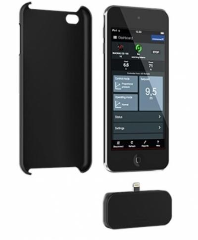 GRUNDFOS GO MI204 kit, with iPod touch - 98612711