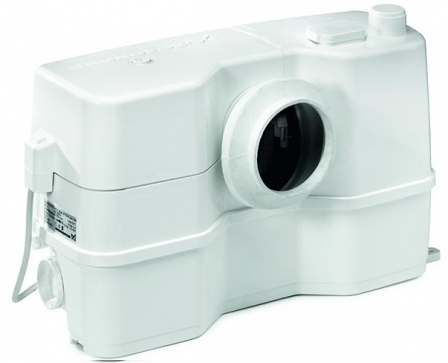 GRUNDFOS SOLOLIFT2 WC-3 pompa rozdrabniająca do wc + umywalka + natrysk + pisuar + bidet