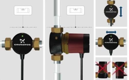 GRUNDFOS pompa cyrkulacyjna C.W.U UP 15-14 B PM 97916771
