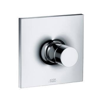 Axor Massaud Jednouchwytowa bateria prysznicowa, montaż podtynkowy, element zewnętrzny chrom