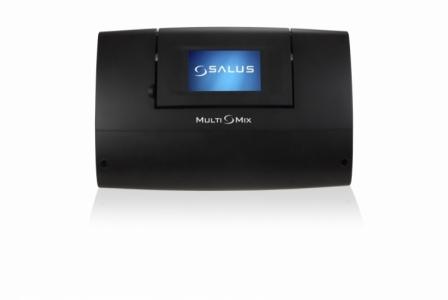 SALUS Multi-Mix Regulator pogodowy zintegrowanych systemów grzejnych