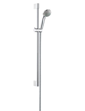 Zestaw prysznicowy Crometta 85 Green/ Unica'Crometta 0,65 m chrom