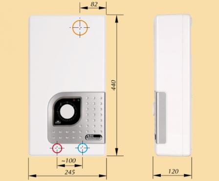KOSPEL KDE 12 Bonus electronic