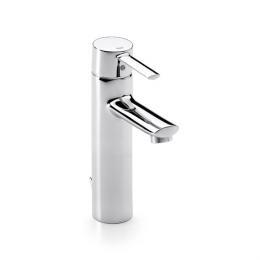 ROCA Jednouchwytowa bateria umywalkowa sztorcowa wysoka (automatyczny korek) Targa