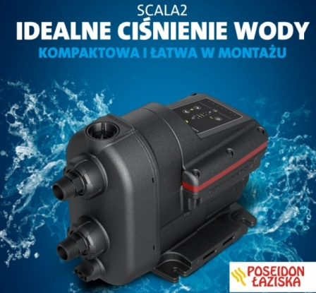 GRUNDFOS SCALA2 pompa hydroforowa 98562862