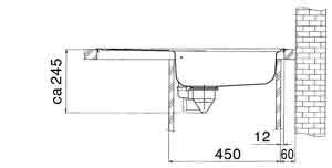 FRANKE zlew stalowy PMN 611 i