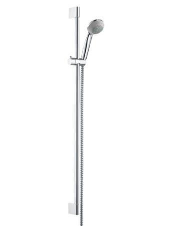 Zestaw prysznicowy Crometta 85 Green/ Unica'Crometta chrom