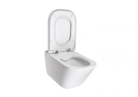 Roca GAP Miska WC podwieszana Clean Rim