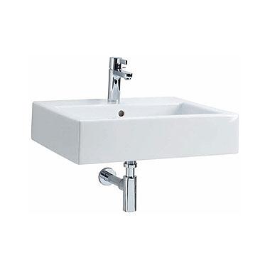 KOŁO Umywalka TWINS 60 cm, z misą prostokątną, z otworem