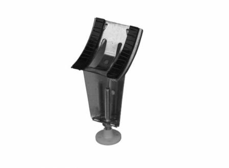 Nogi metalowe do wanien stalowych przykręcane (Contesa, Contesa z dwoma otworami, Contesa Plus)
